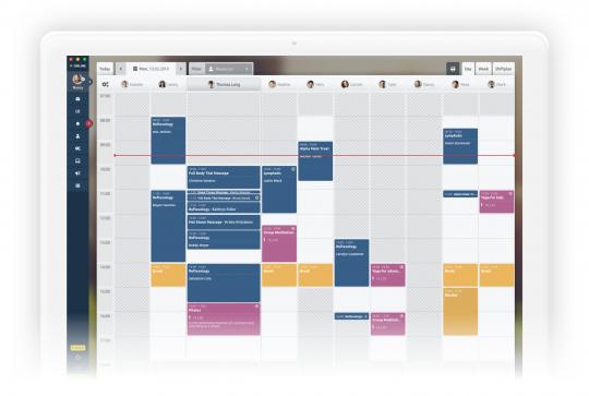 TIMIFY Business Calendar