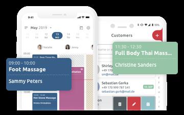 Мобилно приложение за бизнес резервации