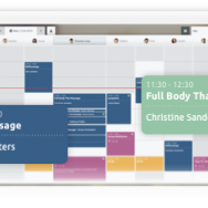 Desktop, Tablet and Mobile apps for appointment booking
