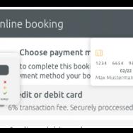 Online-Bezahlung mit Stripe
