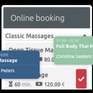 Des réservations en ligne simplifiées