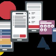 Mobile-App für Terminverwaltung