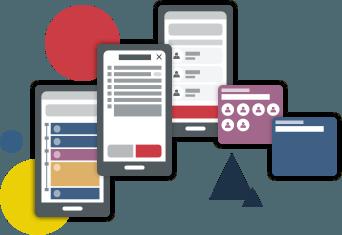 Mobiele app voor afsprakenbeheer