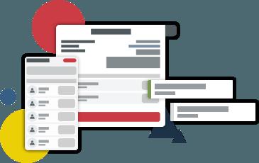 gestión de clientes online