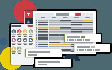 Beheer van middelen en diensten online