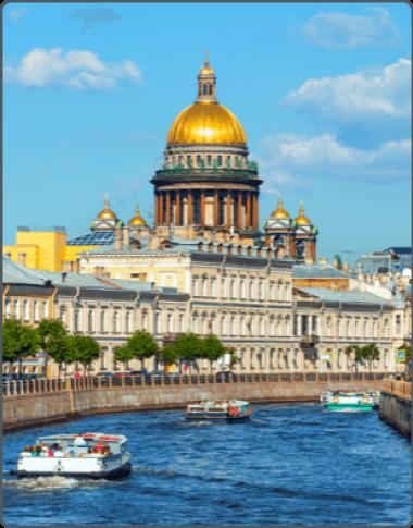 Sint-Petersburg, Russische