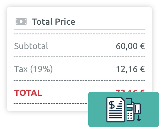 Aplicación facturación
