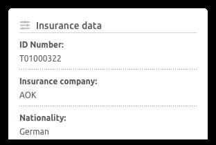 разширете полетата за данни на клиентите си