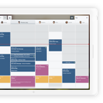 scheduling app for tablets