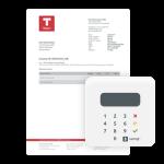 Planung und Bezahlung über Kartenterminal