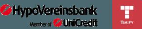 TIMIFY - Online-Terminbuchungs-Partner der HypoVereinsbank