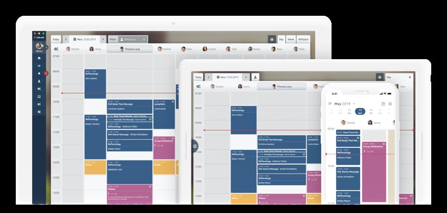 app per desktop, tablet e dispositivi mobili