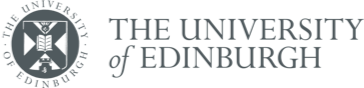 Logo of the University of Edinburgh