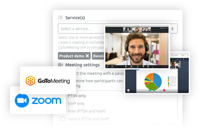 gotomeeting timify