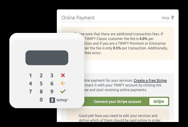 Stripe pagamento online