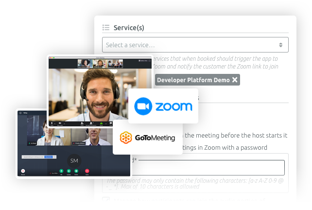 TIMIFY for GoToMeeting