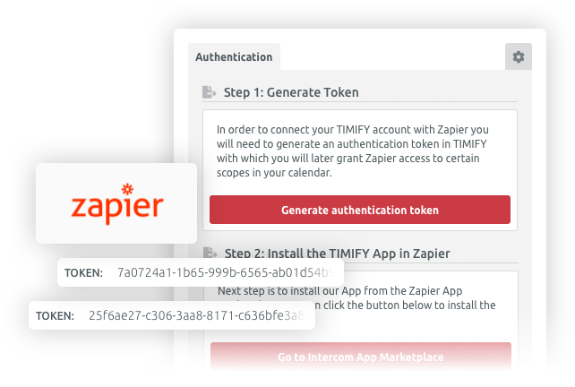 integration timify and zapier