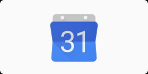 sincronización con el calendario de google