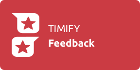 TIMIFY Customer Reviews