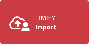 timify import app logo