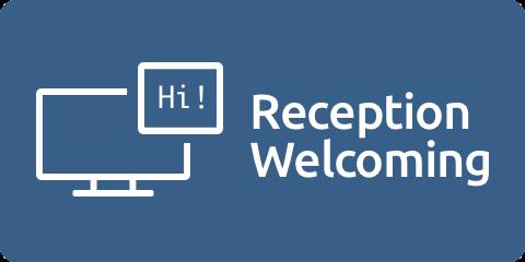 reception app