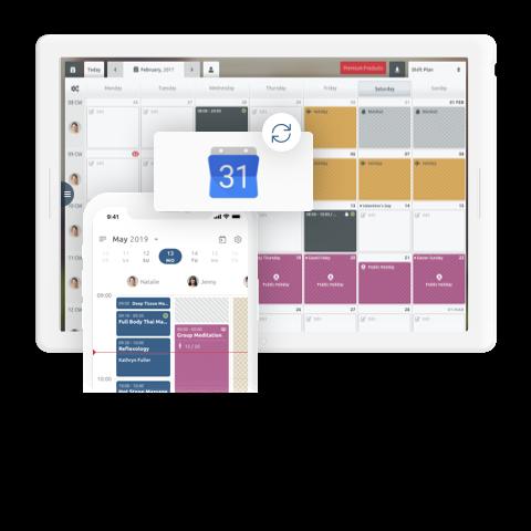 Een uitgebreid online planningssysteem voor bedrijven van iedere omvang