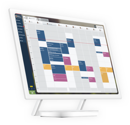 cross-platform and cross-device scheduling solution