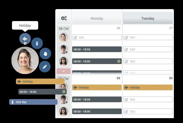Shiftplanner: eenvoudig flexibel werken beheren