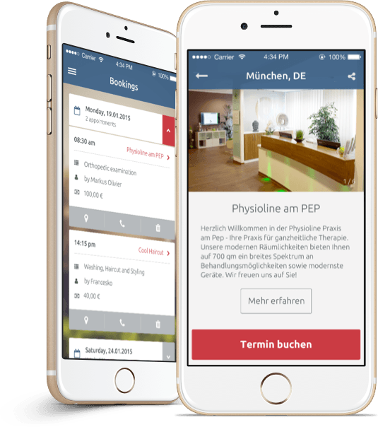 TIMIFY Business Directory Mobile App