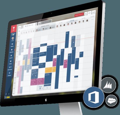 Sistema de reserva online para grandes empresas