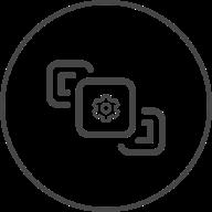 Zentralisierte Daten und Verwaltung
