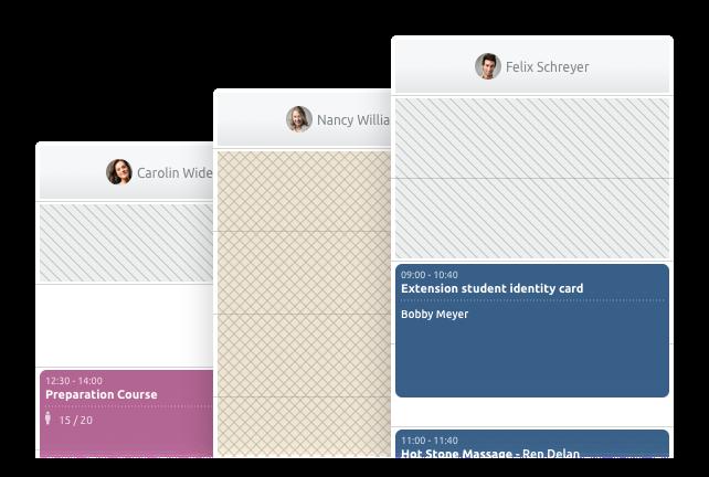 Een planning- en boekingssysteem voor universiteiten