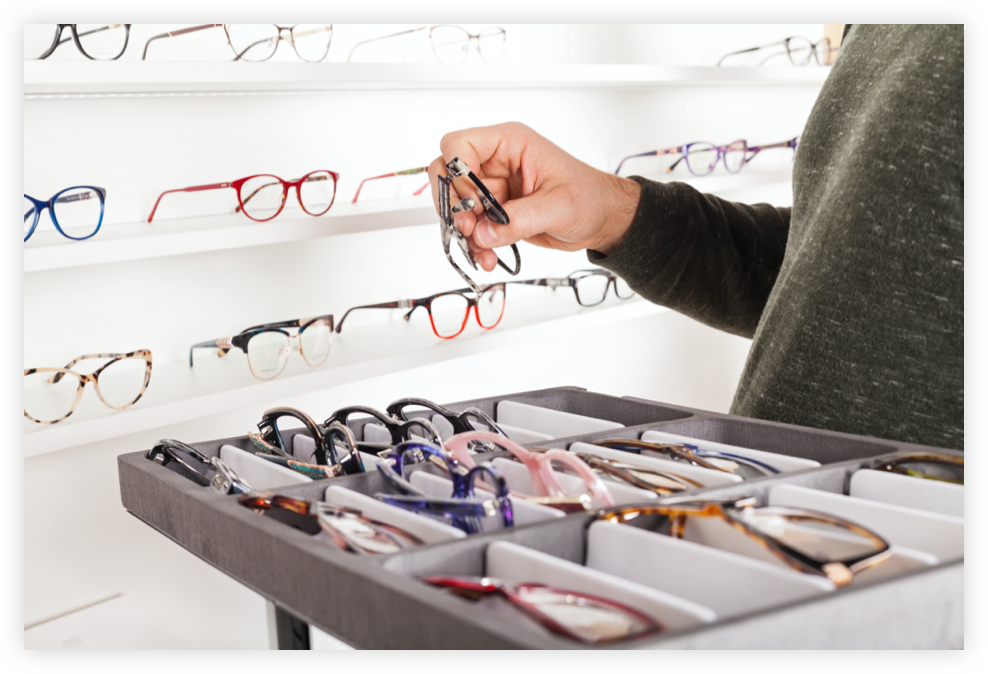 opticians benefit from TIMIFY