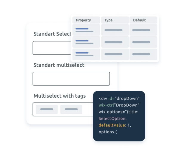 Apps con componentes UI