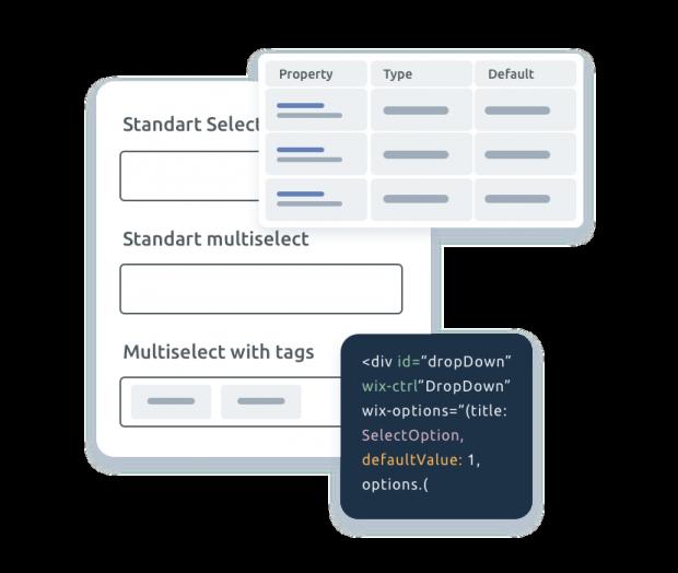 Applis avec composants UI