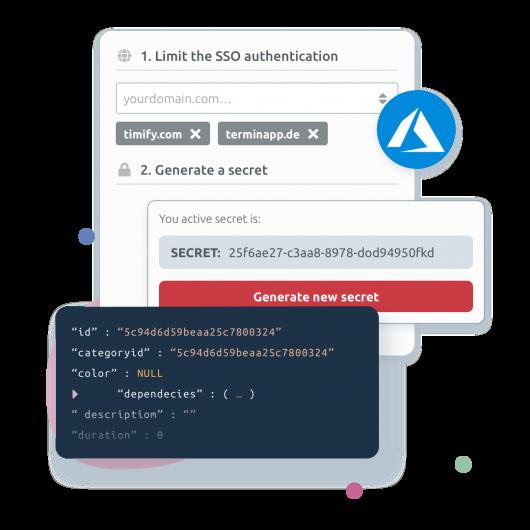 TIMIFY für Azure Active Directory