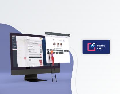 Beschleunigen Sie Ihren Buchungsprozess mit der Booking Links App