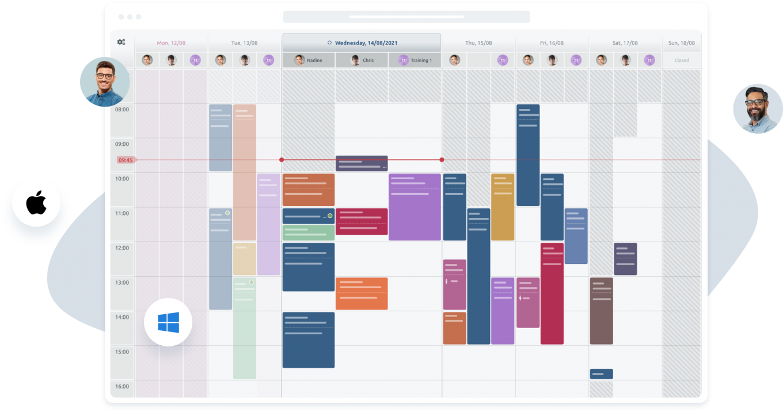 Profitez du calendrier plein écran sur votre ordinateur