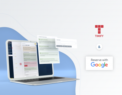 Cómo se benefician las empresas de Reservas con Google y TIMIFY