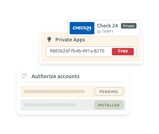 Private apps