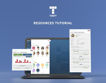 Comment créer des ressources?