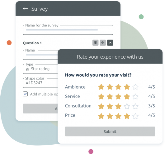 Aplicación Survey