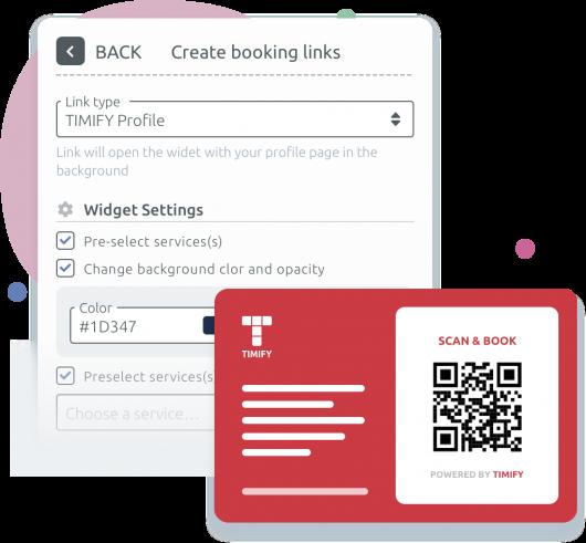 Bookings Links App