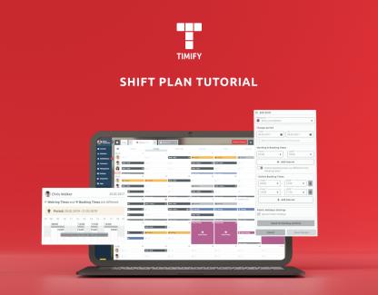 Quel est la fonction du Shiftplan?
