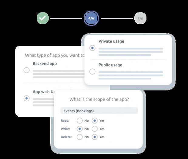 Einfacher Backend-App-Workflow