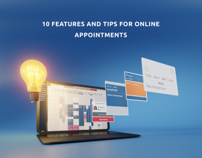 10 tips to optimise how you plan and manage your appointments online with TIMIFY