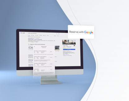 How businesses use Reserve with Google to increase revenue