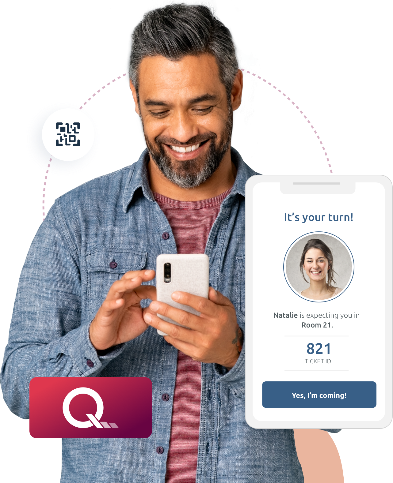 Virtual queue management solution