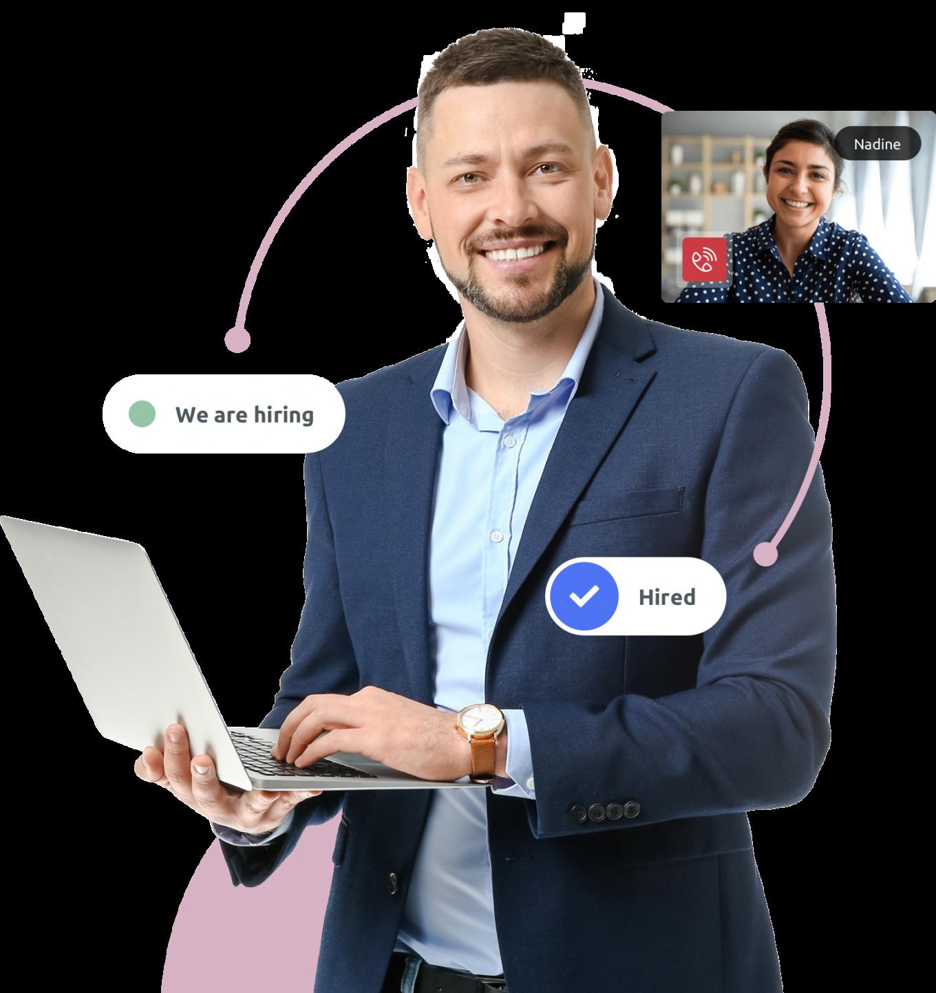 Software de planificación de entrevistas