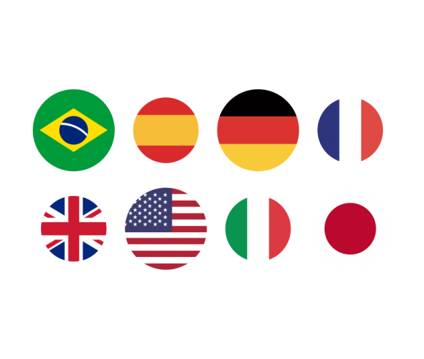 Multi-language and time zone management